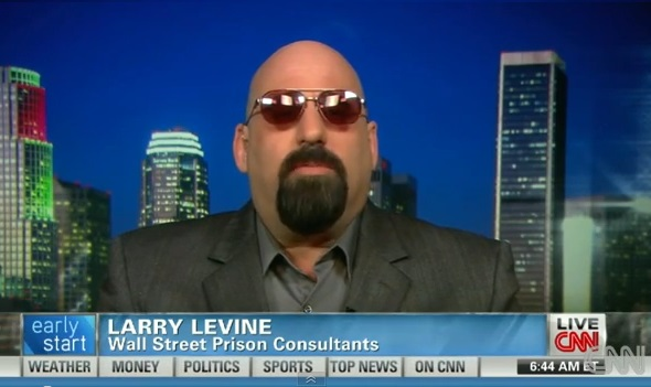 Prison Consultant Larry Levine