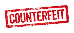 Counterfeiting Cases