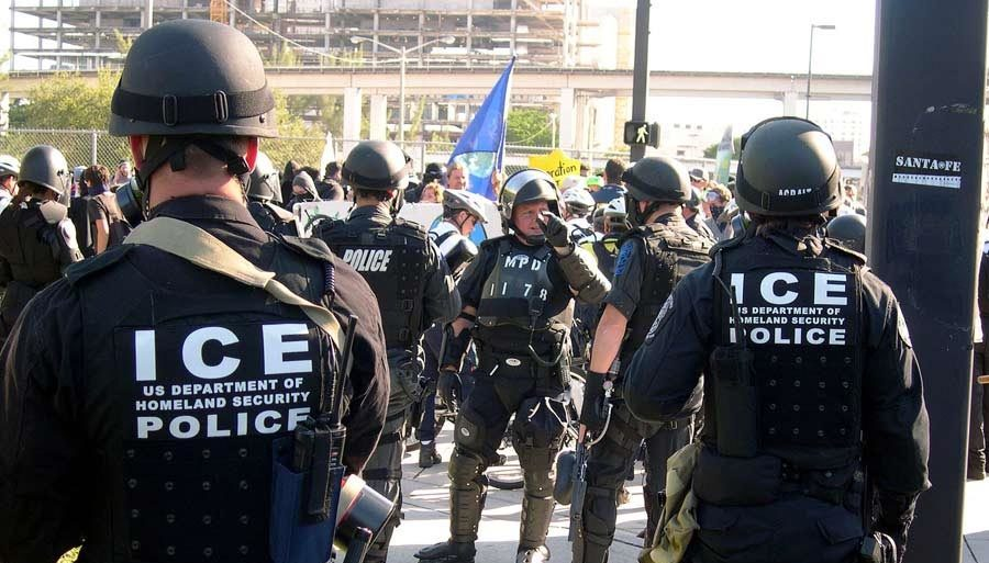 ICE Immigration Customs enforcement
